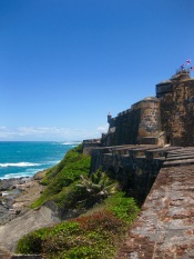 and another view from El Morro