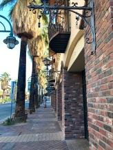 palm springs brick buildings travelnerdplans