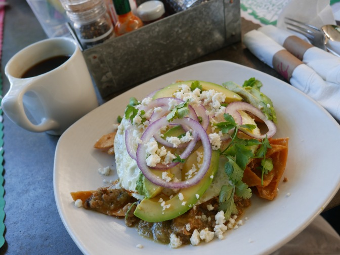 palm springs cheekys chilaquiles travelnerdplans