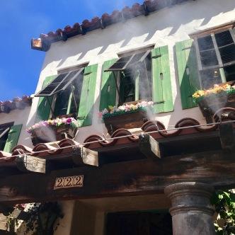 palm springs las casuelas terraza facade travelnerdplans