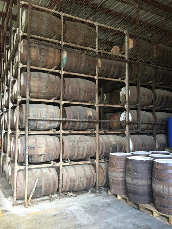 st croix cruzan rum barrels travelnerdplans