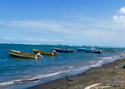 st kitts boats in water travelnerdplans