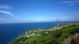st kitts brimstone hill fortress view travelnerdplans