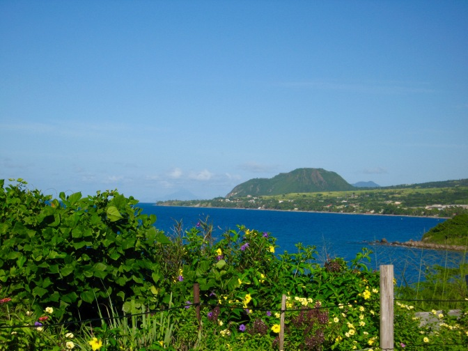 st kitts driving views travelnerdplans