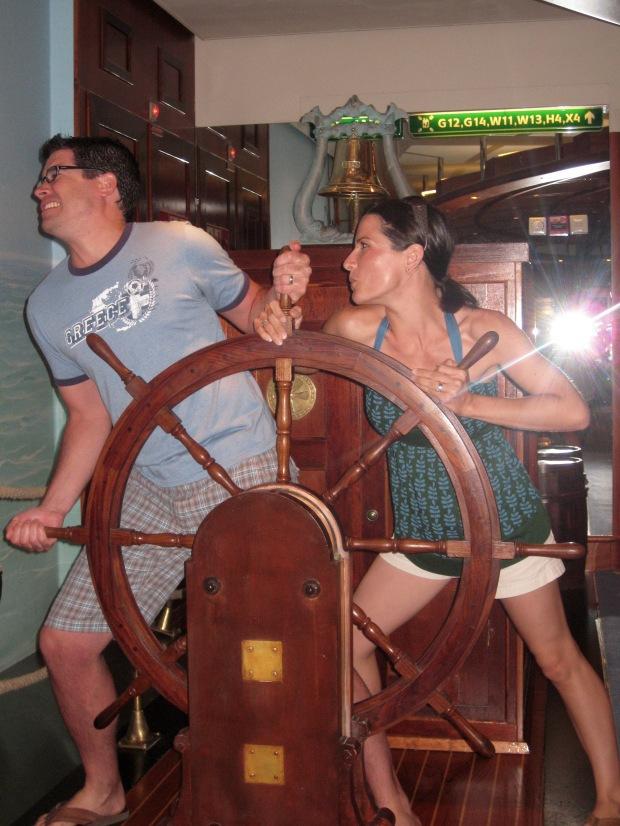cruise driving the ship travelnerdplans