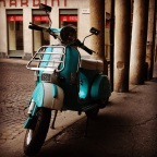 A Scooter Adventure in Rome