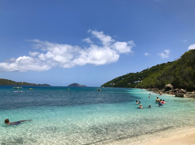 magens bay beach 1