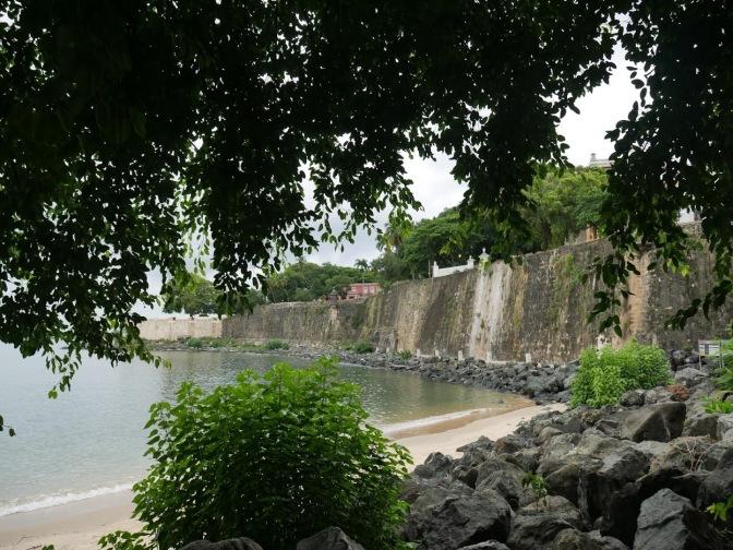 old san juan walls 2