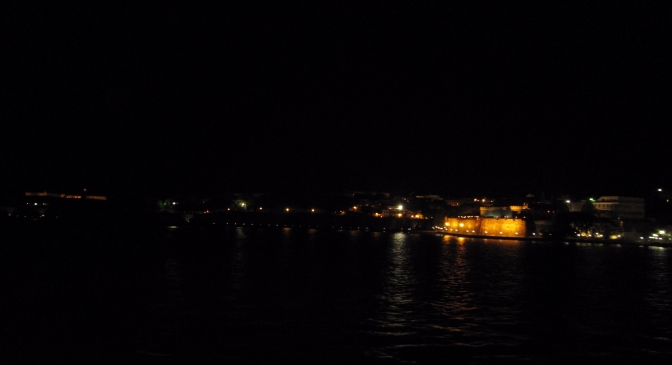 sail away past el morro