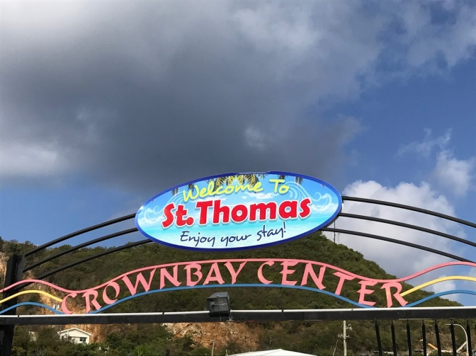 st thomas welcome