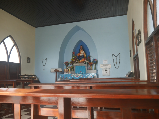 aruba alta vista chapel inside