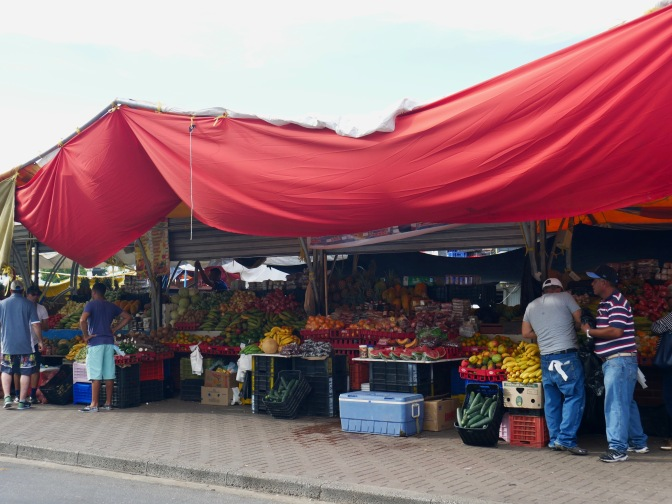 curacao floating market front