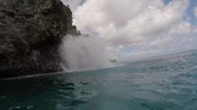 curacao playa forti jump 3