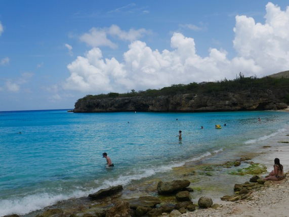 curacao playa knip beach