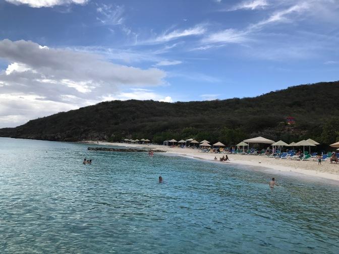 curacao playa porto mari beach