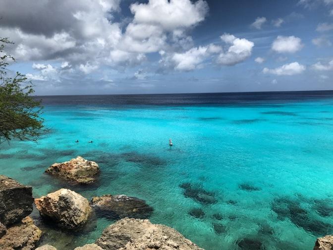 curacao playa porto mari water