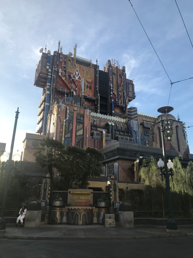 disneyland guardians of the galaxy 1