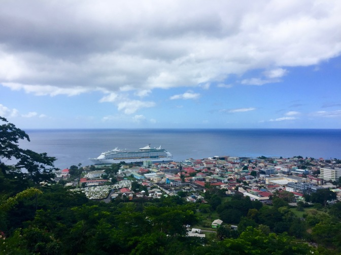 dominica morne bruce aos view