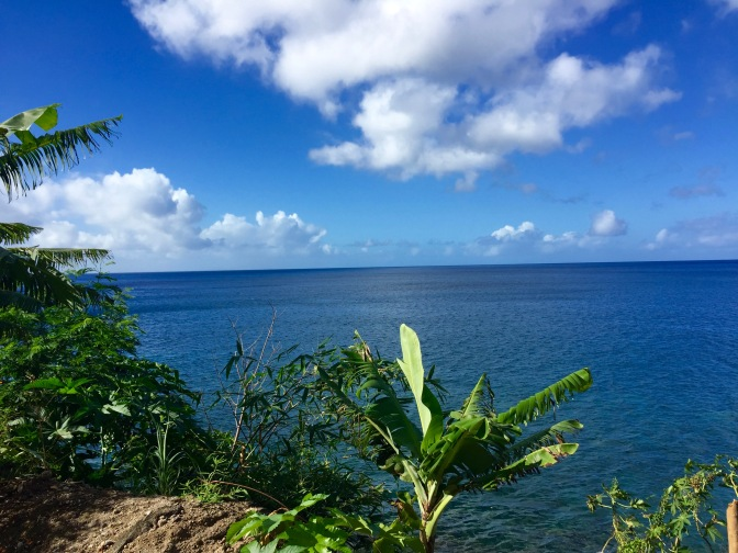 dominica ocean views