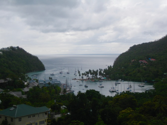 st lucia boats