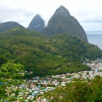 A Day in St. Lucia