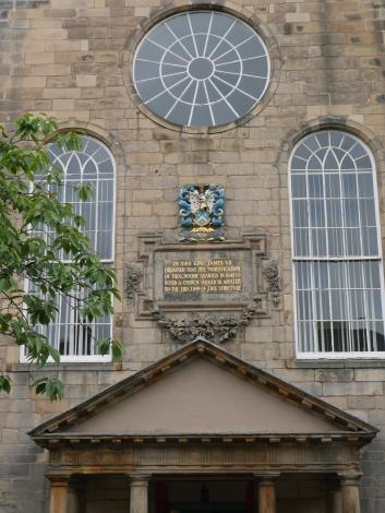 scotland edinburgh canongate kirk 2