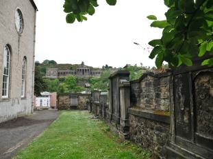 scotland edinburgh canongate kirkyard 3