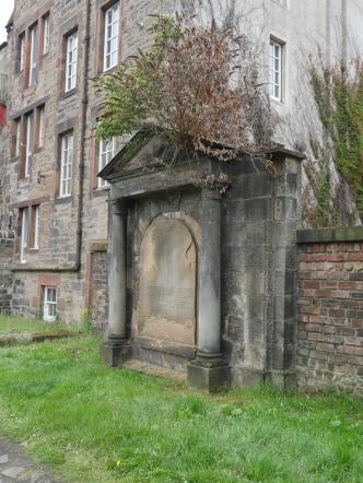 scotland edinburgh canongate kirkyard 4
