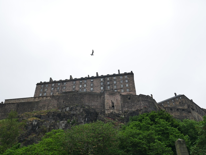 scotland edinburgh castle 2