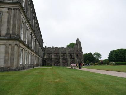 palace and abbey