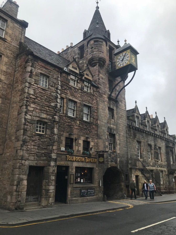 scotland edinburgh tolbooth