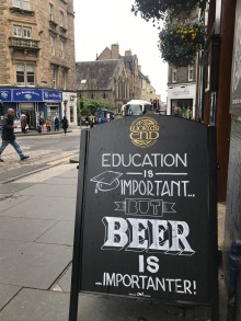 scotland edinburgh worlds end