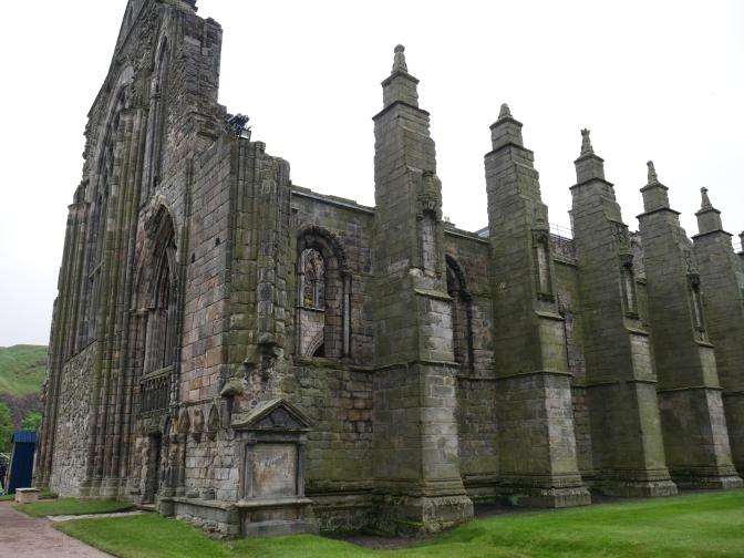 scotland holyrood abbey