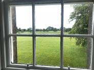 big window open for fresh air