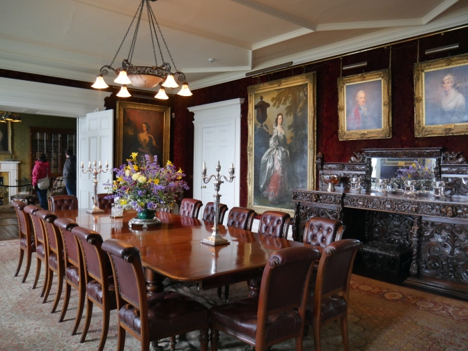dunvegan dining room