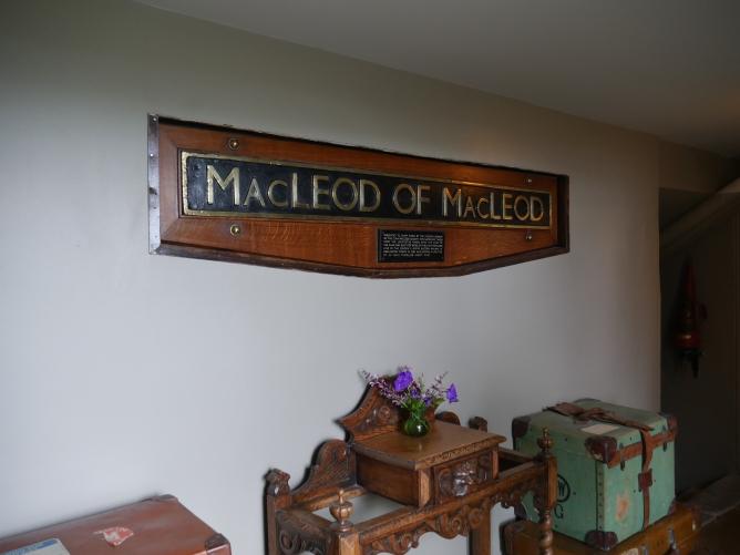 dunvegan macleod of macleaod