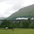 From Skye to Glenfinnan: A Ferry Ride and the Hogwarts Express