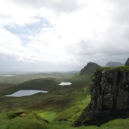 Exploring Skye: The Old Man of Storr, Kilt Rock, & The Quiraing